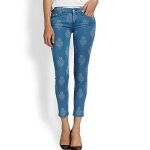 MOTHER skinny summer jeans lamp in the desert 26